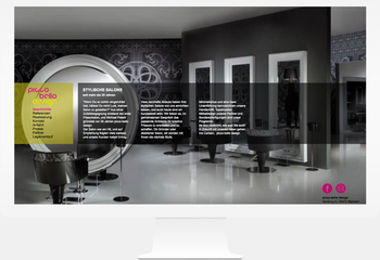 picco-bello design Webseite