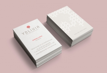 Yolivia - Corporate Design